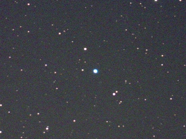 木星状星雲