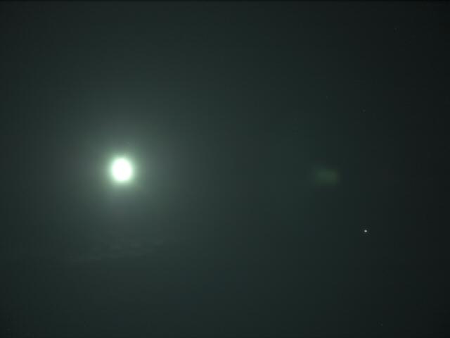 月、プレヤデス大接近
